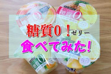 【口コミ】糖質0たらみトリプルゼロ食べてみた!味はおいしい?